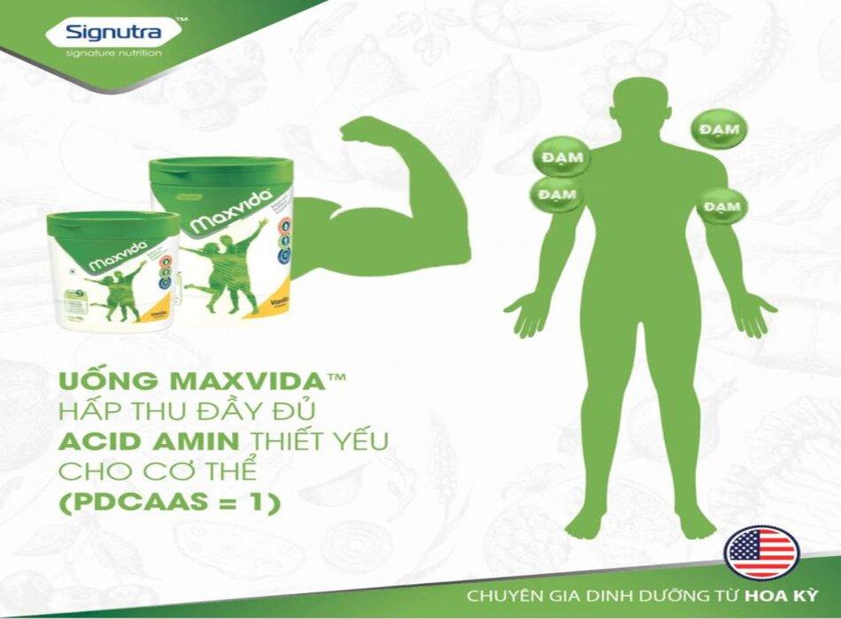 Người lớn tuổi đau dạ dày uống sửa Maxvida như thế nào là tốt nhất?