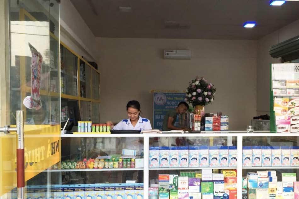 Hình ảnh nhà thuốc Ngọc Anh tại Hà Nội